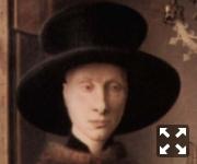 Портрет четы Арнольфини и Путин