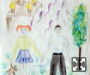 Детские конкурсы рисунков