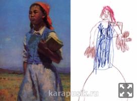 Дочь советской Киргизии